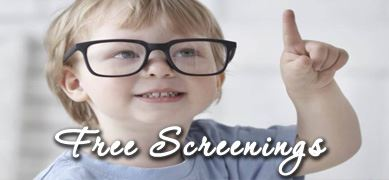 Health Department Vision and Hearing Screenings are Free to the Community
