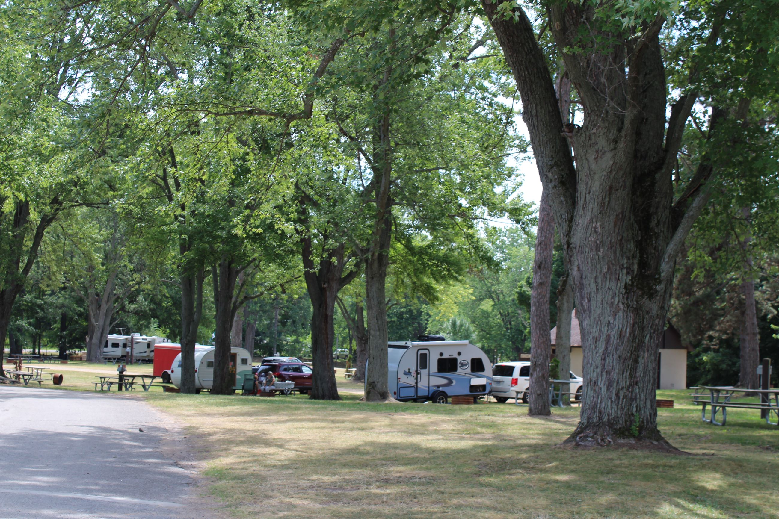 Pleasant Lake Campground